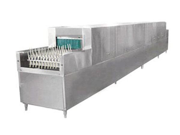 Ultrasonic, spray cleaning and sterilizing drying equipment