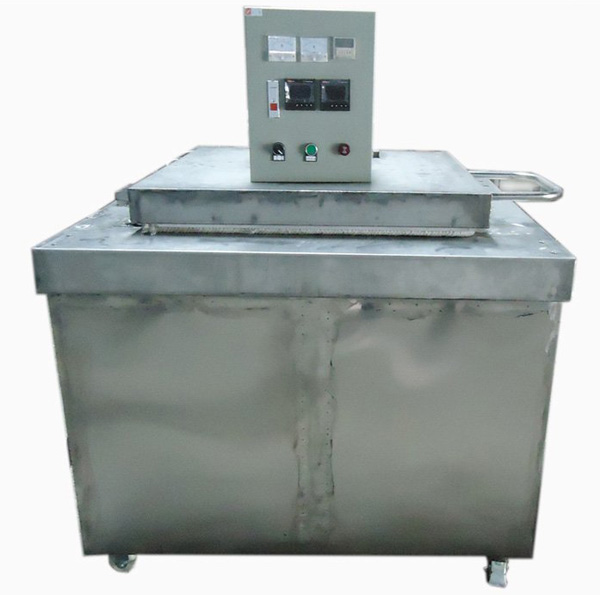 Small chemical, glass tempering furnace